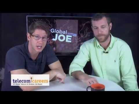 Global Joe: Daily Telecom And ICT News Episode 108