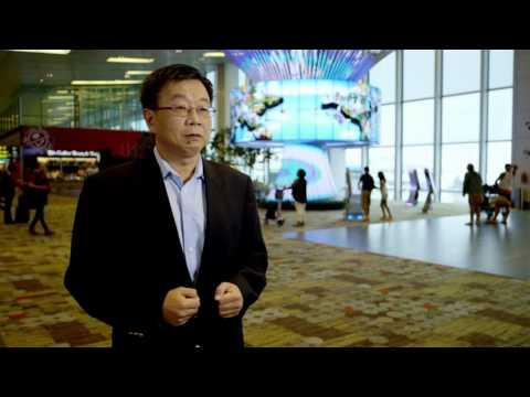 The Digital Experience With Changi Airport