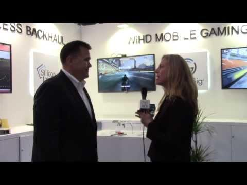 #MWC14 Silicon Image Discusses Their Wireless HD Standard And Introduction Of Wireless Backhaul