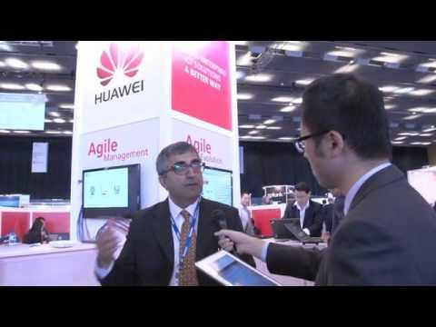 Gartner Symposium Barcelona 2013:Huawei Brings The Internet Of Things To A Intelligent Building Syst