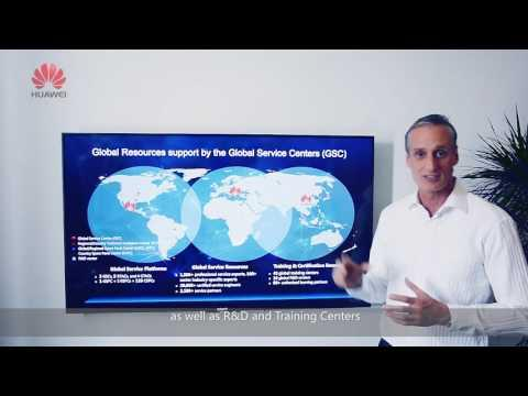 Huawei Enterprise Customer Support Service - Global Service Center
