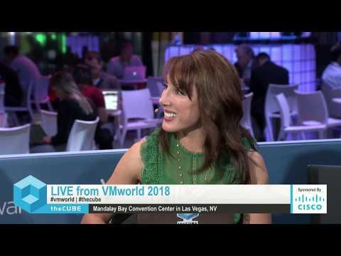 Multicloud With CloudCenter @ VMworld2018, TheCUBE