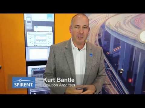Spirent @ Mobile World Congress 2015