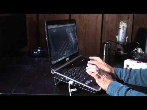 Hands On Review Of AViiQ Portable Laptop Stand