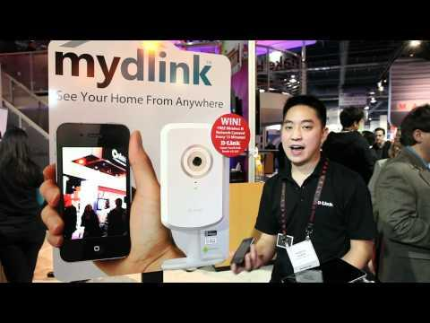 D-Link At CES 2011: VIEW Solution