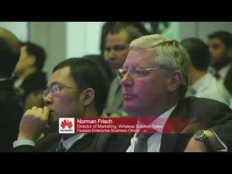 Huawei Critical Communications World 2014 Highlight