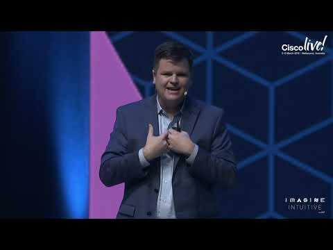 Cisco Live Melbourne 2019: Cisco Live Technology Keynote