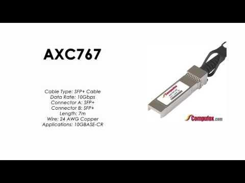 AXC767  |  Netgear Compatible 7m Direct Attach SFP+ Cable