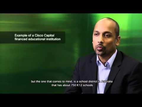 Cisco Capital On ICT Financing In Education