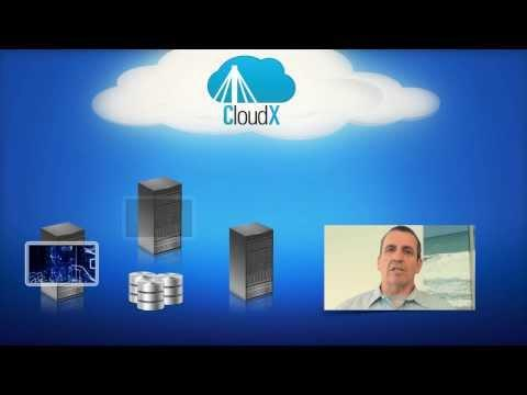 CloudX: Building Efficient Clouds With Mellanox Interconnects [Hebrew]