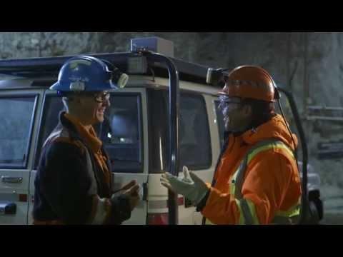 Goldcorp Éléonore | Building The Connected Mine
