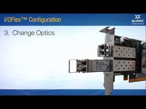 QLogic KnowHow: QLogic I/OFlex Technology