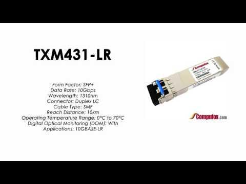 TXM431-LR  |   Tp-Link Compatible 10GBase-LR 1310nm 10km SFP+