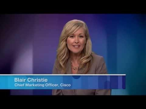 Blair Christie Invitation, Cisco Live US 2013