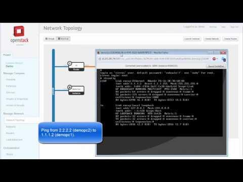 Alcatel-Lucent OmniSwitch OpenStack Networking Plug-in (OONP) R02 For Havana