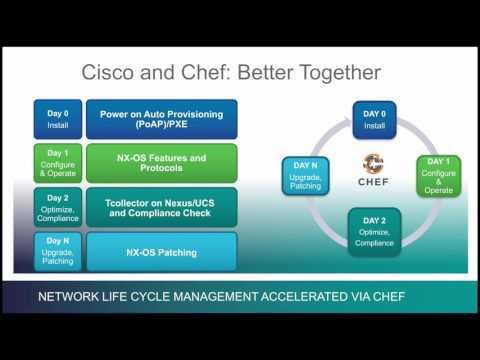 Cisco And Chef: Better Together