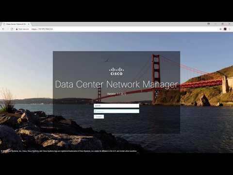 Upgrading Cisco DCNM On Windows, Release 11.0(1)