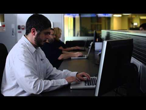 TekLinks Tour Of Data Centers At Company Headquarters