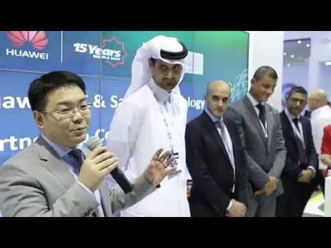 Huawei Enterprise Middle East At GITEX Technology Week 2015 – 1st Day Highlights