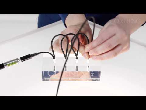 Optical Cables™ By Corning: Bending Light