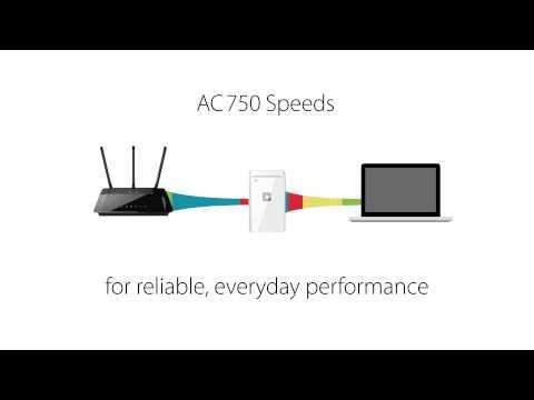 D-Link AC750 Wi-Fi Range Extender (DAP-1520)