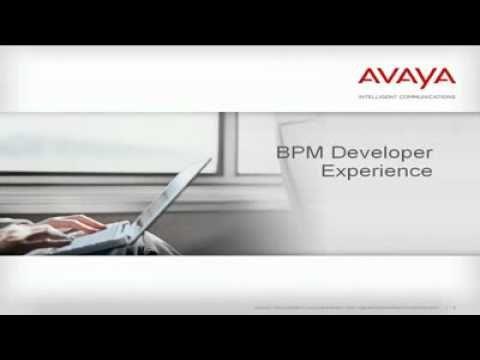 Avaya ACE™ And IBM Lombardi Communications Enabled Business Process (CEBP)
