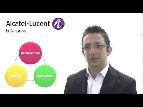 Alcatel-Lucent Enterprise Application Fluent Network