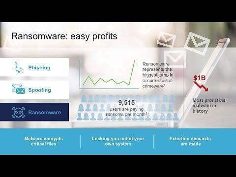 Cisco Email Security - Secure Solutions For Advanced Email Threats Overview Video