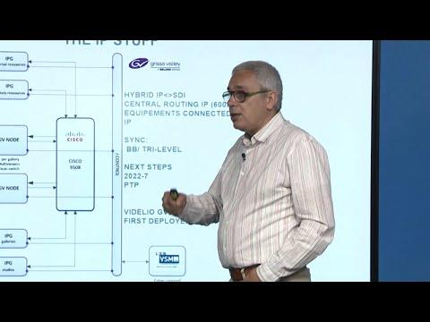 Canal Factory: Flexibility & Scale With IP
