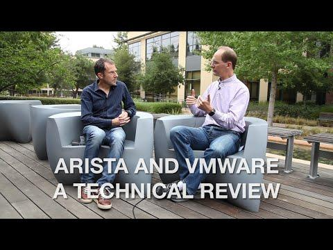 Arista Networks And VMware: A Technical Review With Kenneth Duda And Bruce Davie