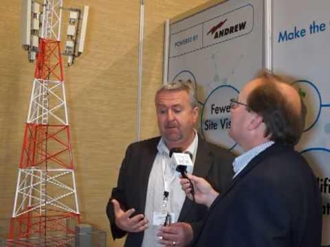 #CTIA13 CommScope Brings Back Andrews Brand