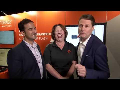 Cisco Live 2016 Backstage Pass: Tuesday Recap