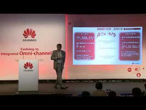 First Huawei Global FSI Summit Keynote Speech Ronald Fons, Huawei Senior FSI Expert
