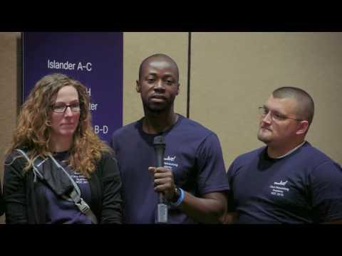 Cisco Live 2016 - NetAcad Dream Team