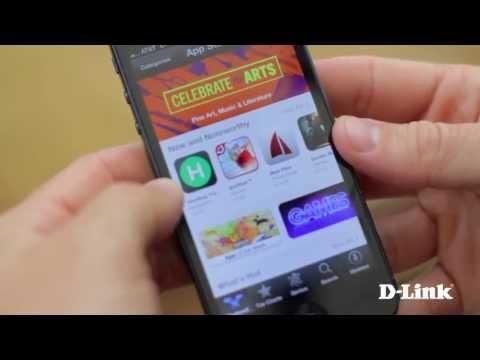 Mydlink Lite For The IPhone