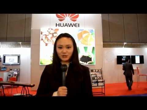 ISE 2015 Huawei