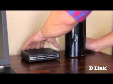 Getting Started: Wireless AC 1200 Dual Band Gigabit Cloud Router (DIR-860L)