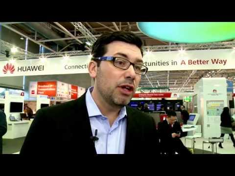 CeBIT 2013:Interview With Mr Nicklas Raask From Volvo