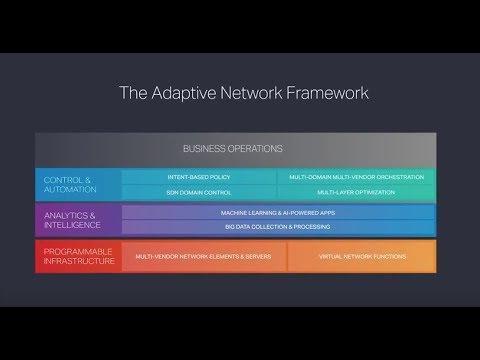 Defining Ciena's Adaptive Network Framework