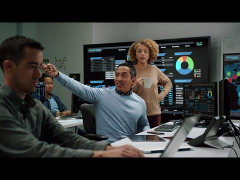 Cisco Endpoint Security: This, That, That (21s)