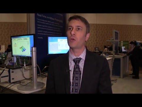 #Globecom: National Instruments Talks Real-world 5G Prototypes