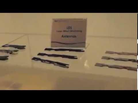 #MWC14 Galtronics Showcases LDS Antennas