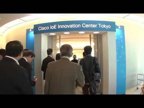 Go #InsideInnovation At Cisco IoE Innovation Center Tokyo