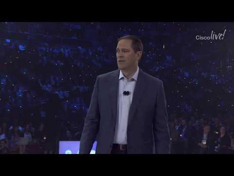 Cisco Live 2017 Opening Keynote