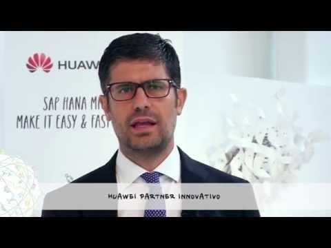 Il Case Study OCTO Telematics Durante L'evento: SAP Hana Migration: Make IT Fast With Huawei