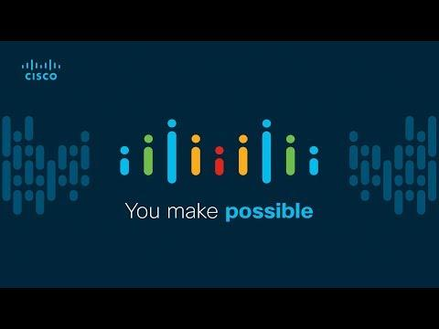 Cisco Live San Diego 2019: Opening Keynote: You Make Possible