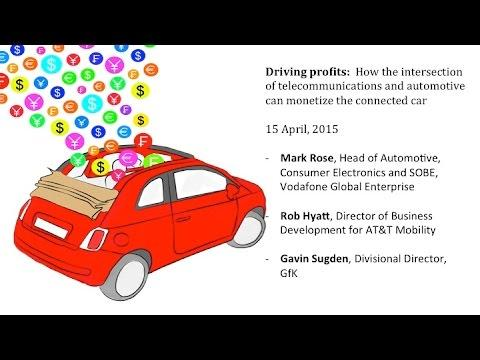Webinar: Driving Profits Through The Intersection Of Telecom And Automotive