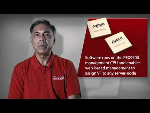 Avago PEX9700 Express IOV Overview