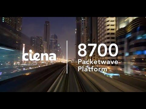 Introducing Ciena's 8700 Packetwave Platform
