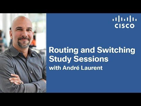 CCNA Routing And Switching Study Sessions Live Led By André Laurent (3xCCIE And CCDE)